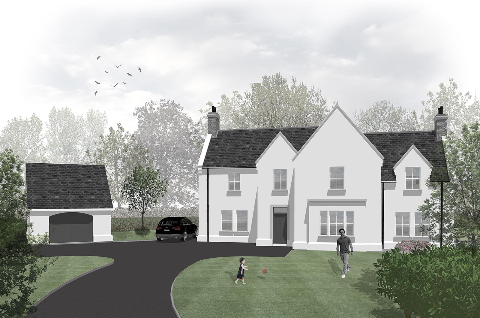 McGuigan Architects | McGuigan Architects » Passive House Development