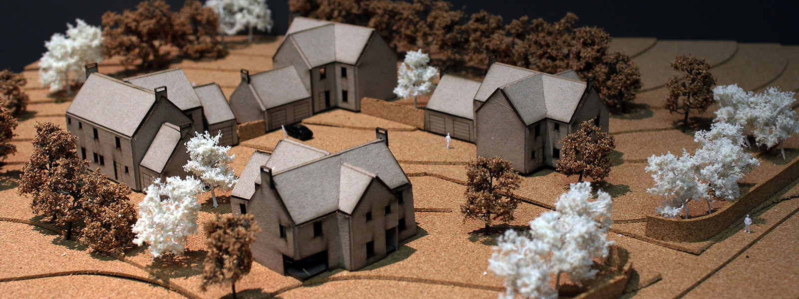 Tully Rural Development 3d model