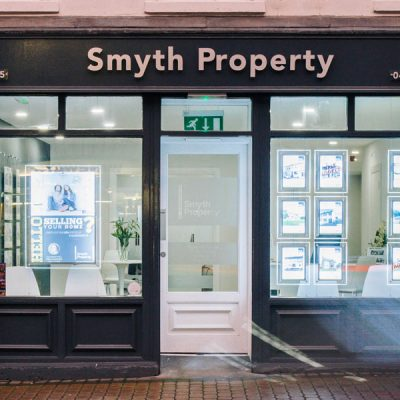 Smyth Property exterior