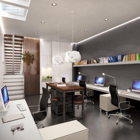 Studio 6 3d render