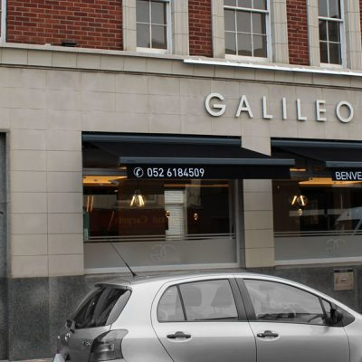 Galileo Restaurant exterior